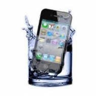 iphone waterschade behandeling