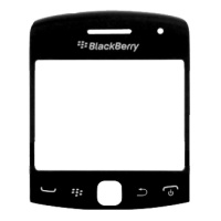blackberry curve 9360 glas
