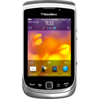 blackberry torch 9810 glas en lcd front